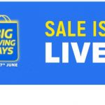 FlipKart Big Saving Days : 23 - 27 June